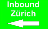 Drop-off in Zurich Town or at Airport ZRH
